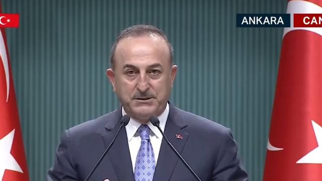 Dışişleri Bakanı Çavuşoğlu: Bu bir ateşkes değil