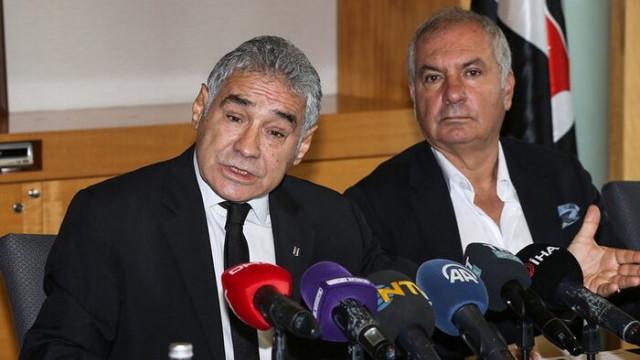 Beşiktaş'ta İsmail Ünal başkan adaylığından çekildi!