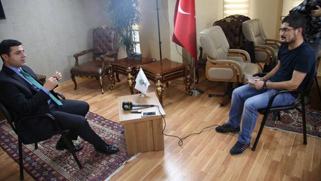 Selahattin Demirtaş röportajı ''delil'' sayıldı