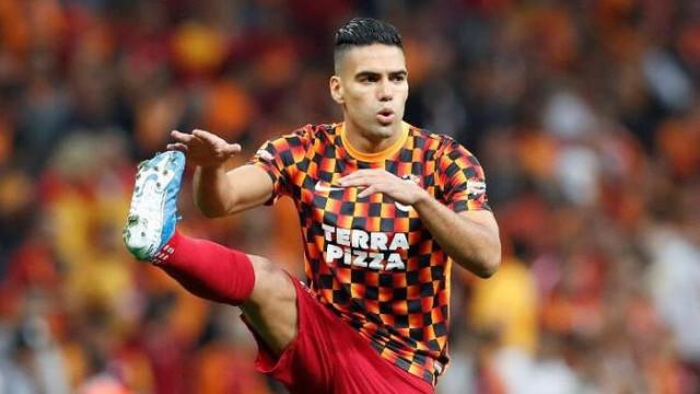 Galatasaray'da Falcao ve Lemina Sivasspor maçının kadrosuna alınmadı