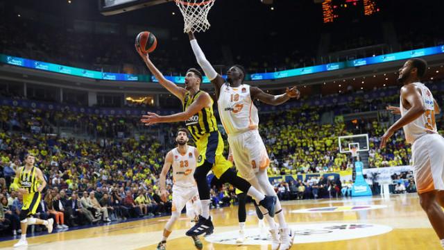Fenerbahçe Beko 87-80 Kirolbet Baskonia (THY Euroleague)
