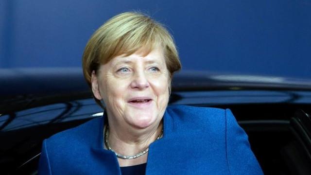 Merkel: Suriye'de güç dengeleri değişiyor
