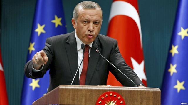 Erdoğan'dan AB'ye uyum övgüsü