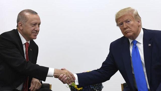Trump Erdoğan'la görüştü: ''Terörizmi yenelim''