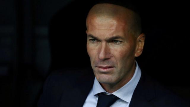 Zidane: Galatasaray maçını oynamaya hazırız