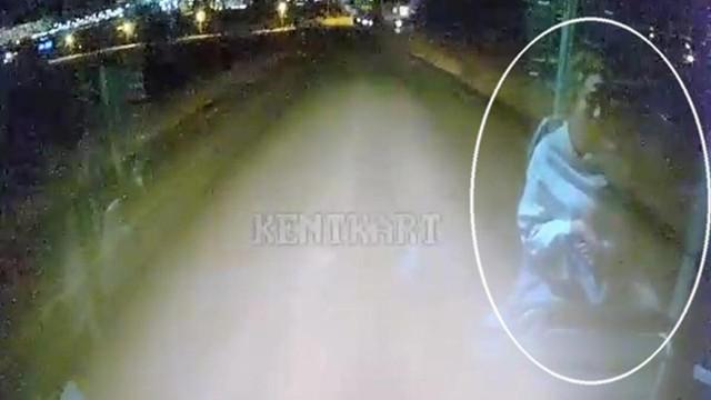 Üniversiteli genç kızın öldüğü kaza kamerada