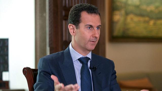 Beşar Esad, Rus heyetle görüştü