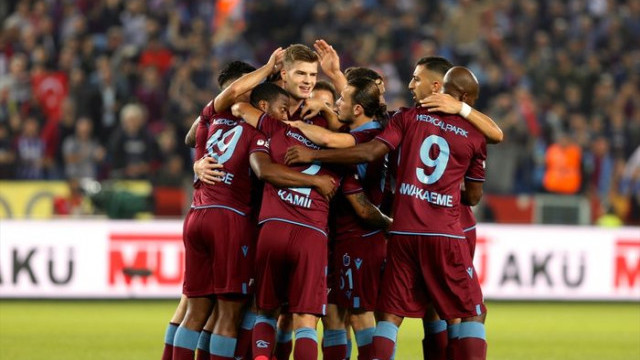Trabzonspor 4 - 1 Gaziantep