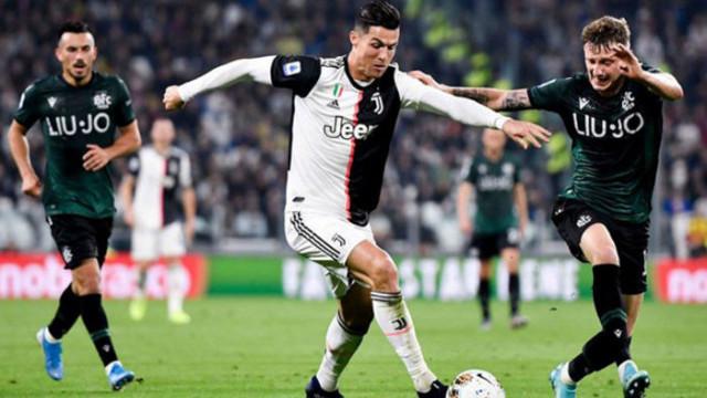 Juventus 2-1 Bologna