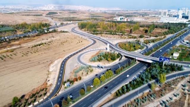 Başkent trafiği bağlantı yollarına kavuşuyor