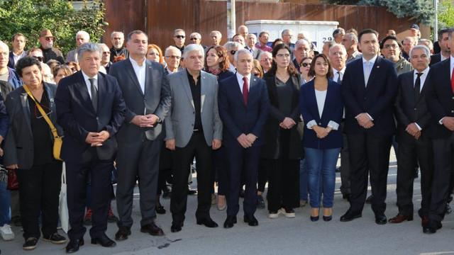 Ahmet Taner Kışlalı katledilişinin 20. yılında anıldı