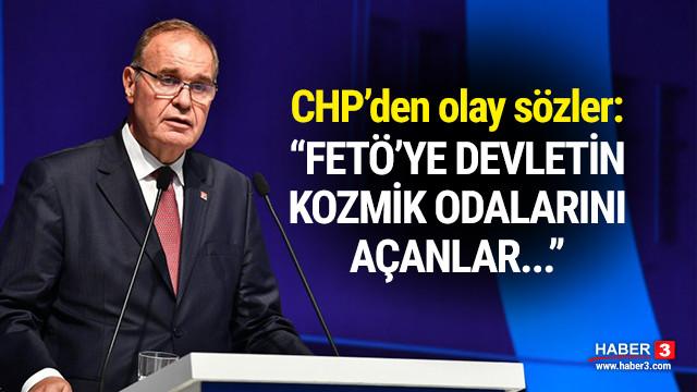 CHP'den olay YPG açıklaması !