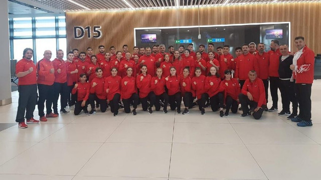 Türk sporcular Şili'de mahsur kaldı!