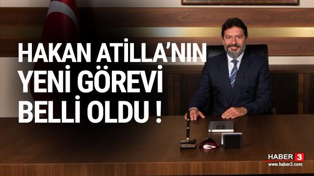 Hakan Atilla, Borsa İstanbul Genel Müdürlüğü'ne atandı