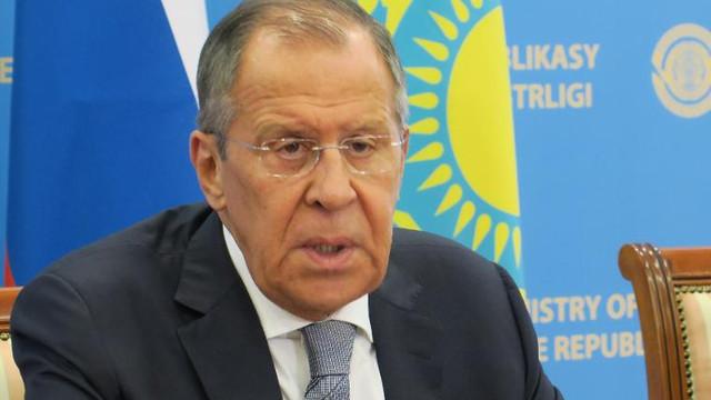 Lavrov: Suriye ve Türkiye isterse değiştirebilir