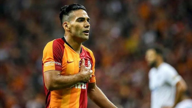 Radamel Falcao, Real Madrid maçında yok