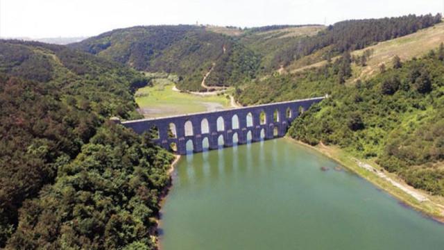 İBB'den barajlardaki suların doluluk oranıyla ilgili açıklama