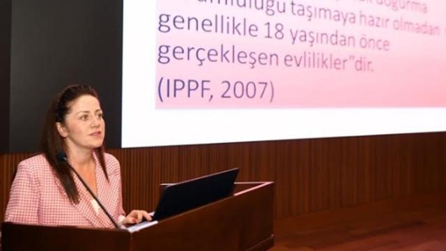 Başkent'te ''Kadına Şiddetle Mücadele'' eğitimi