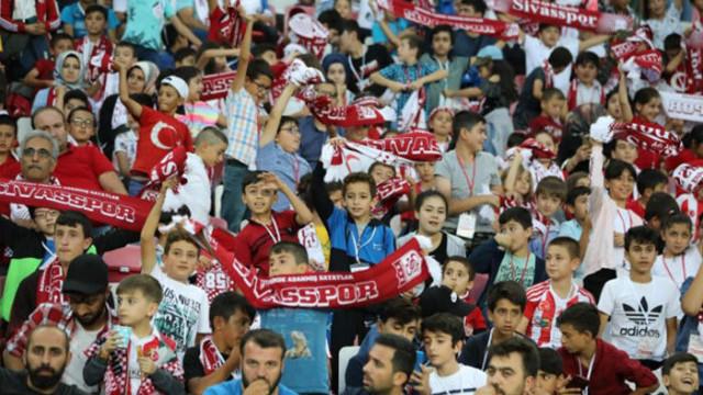 Sivasspor - Antalyaspor maç biletleri satışta