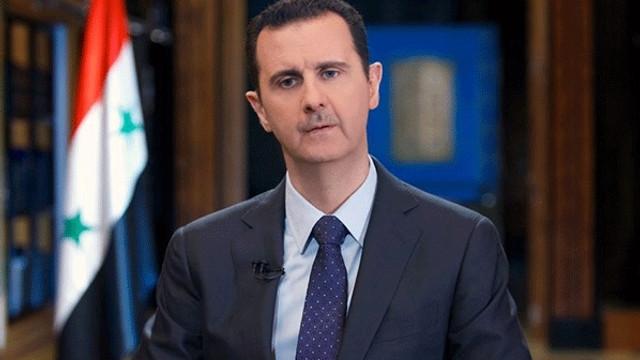 Türkiye-Rusya anlaşmasına Beşar Esad'dan ilk yorum