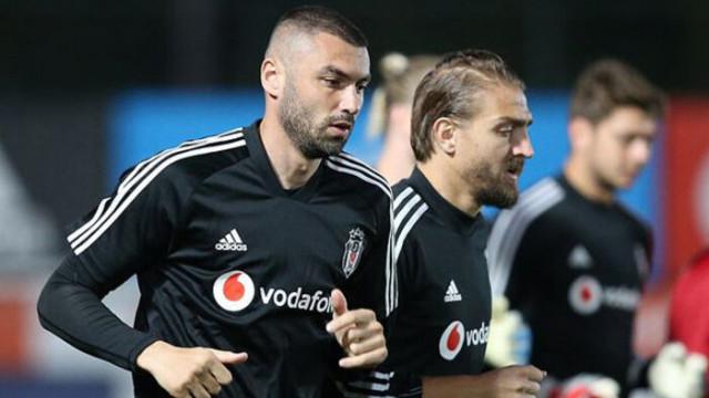 Beşiktaş'ta sakatlar can sıkıyor