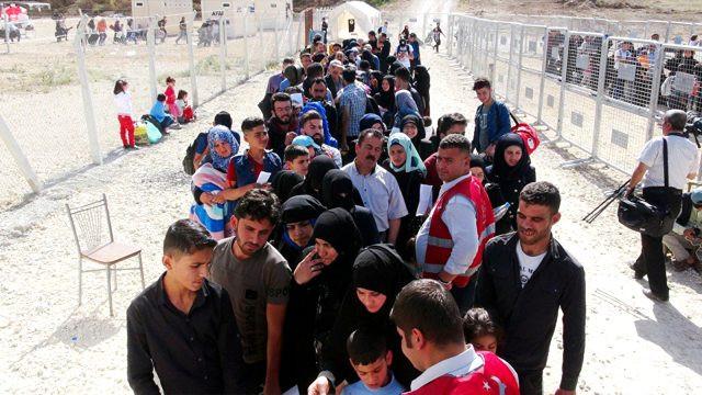 Türkiye haritayı çizdi ! Suriyelere yol göründü