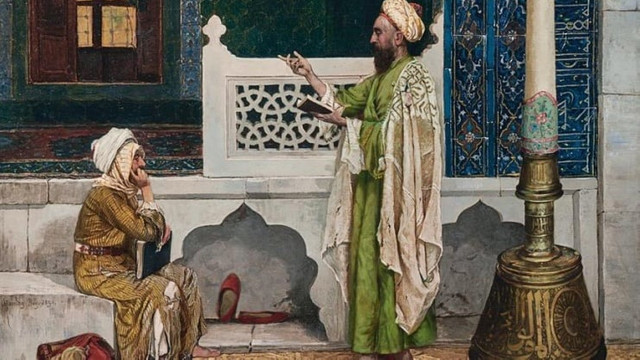 Osman Hamdi Bey'in eserine 4,6 milyon sterlin!