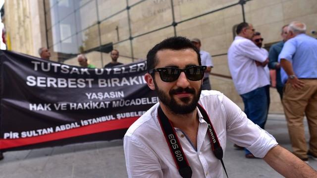 Gazeteci Emre Orman gözaltına alındı