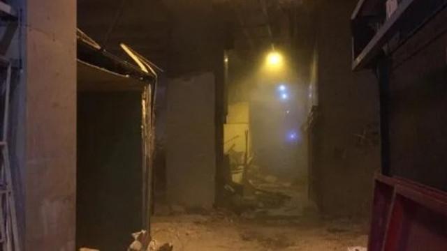 15 Temmuz Demokrasi Otogarı'nda yıkım kavgası !