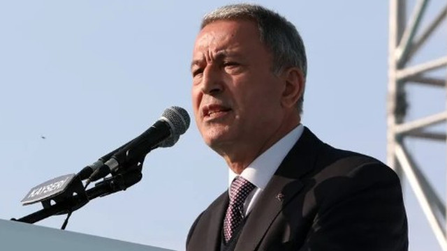 Milli Savunma Bakanı Akar'dan F-35 açıklaması !