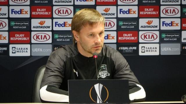 Sergey Matveev: Trabzonspor'a karşı önlemlerimizi aldık