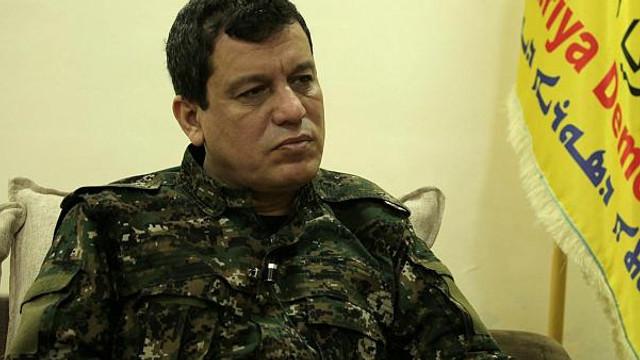 PKK'lı Kobani'ye ABD'den davet Rusya ile görüşme ! Şoke eden görüntü
