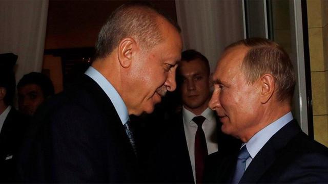 Erdoğan teras detayını vermişti... Uşakov süreyi açıkladı !