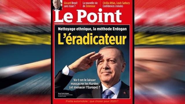 Erdoğan'dan o dergiye suç duyurusu!
