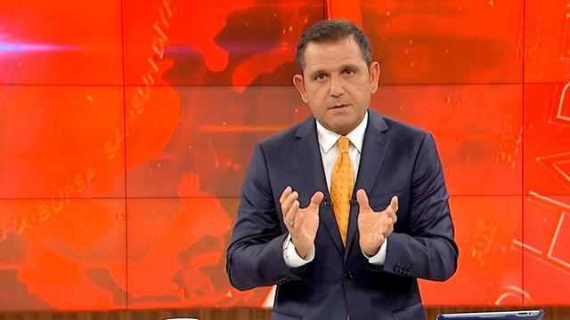 Fatih Portakal: ''Gerici kafalara gelsin #YaşasınCumhuriyet''
