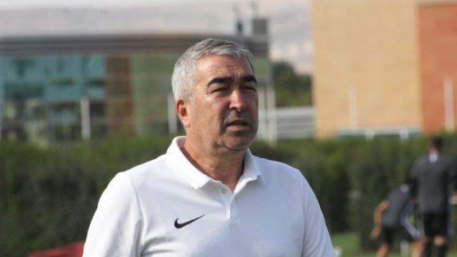 Kayserispor'da Samet Aybaba istifa etti