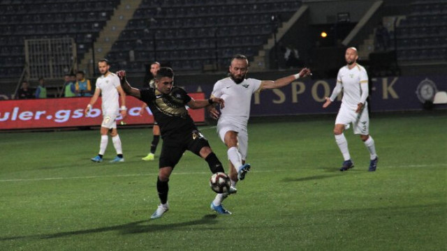 Osmanlıspor 2 - 1 Akhisarspor