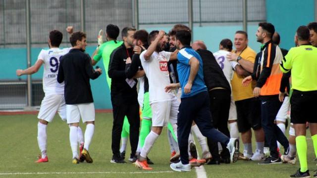 Eyüpspor 1 - 0 İttifak Holding Konyaspor (Ziraat Türkiye Kupası)