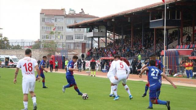 Niğde Anadolu 0 - 0 Antalyaspor (Penaltılar 2-3)