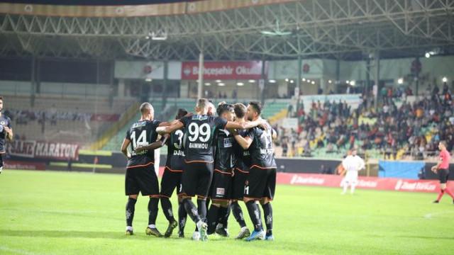 Aytemiz Alanyaspor 3 - 0 İnegölspor (Ziraat Türkiye Kupası)