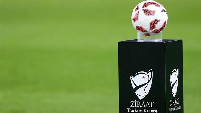 Ziraat Türkiye Kupası 4'üncü Eleme Turu eşleşmeleri belli oldu