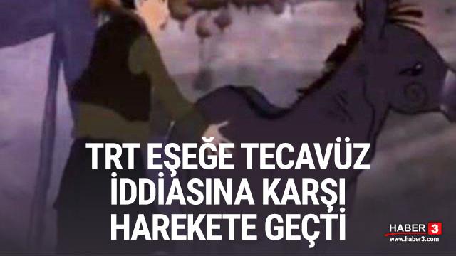 TRT'den ''eşeğe tecavüz'' iddiasına tazminat davası