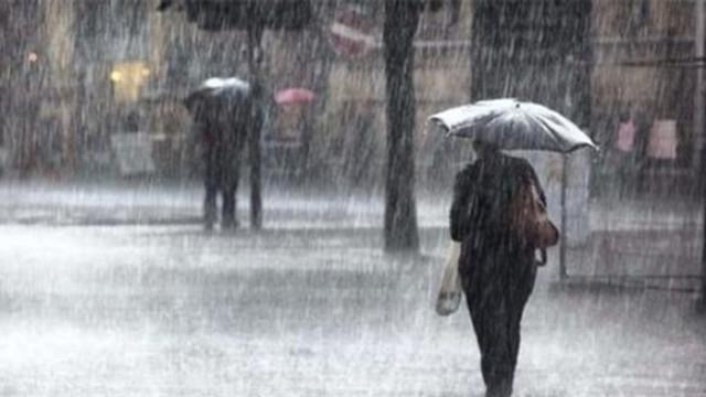 Hava bir anda bozacak ! Meteoroloji'den fırtına ve sağanak yağış ...