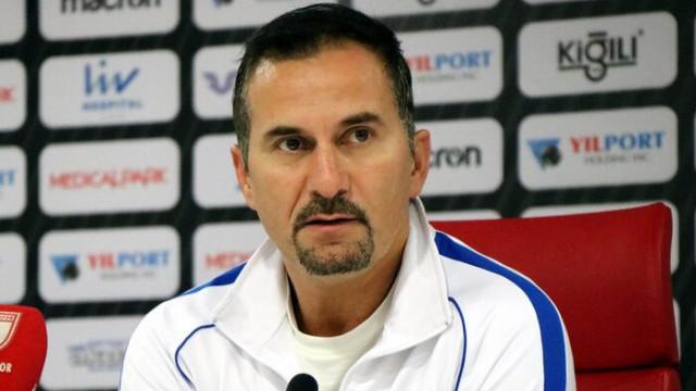 Ergün Penbe: Fenerbahçe'ye karşı güzel bir futbol seyrettirmek istiyoruz