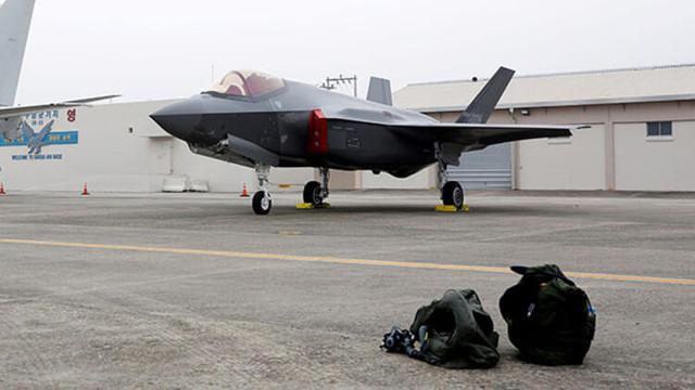 478 adet F-35 savaş uçağı için imzalar atıldı