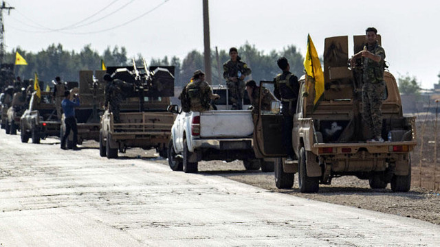 Rusya: 34 bin PKK/YPG'li güvenli bölge dışına çıkarıldı