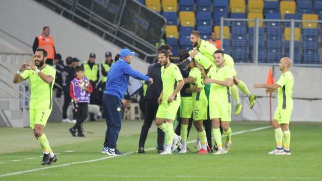 3. Lig ekibi, Süper Lig ekibini kupada saf dışı bıraktı!