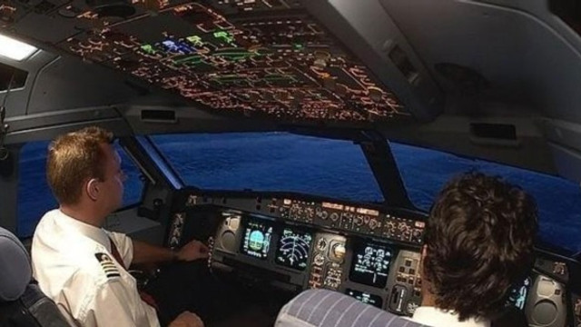 Havalimanında ilginç olay: Pilotla kule arasındaki konuşma ortaya çıktı