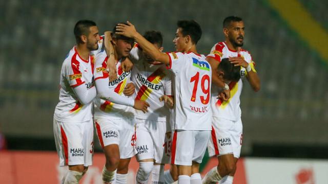 Göztepe 3 - 0 Sivas Belediyespor