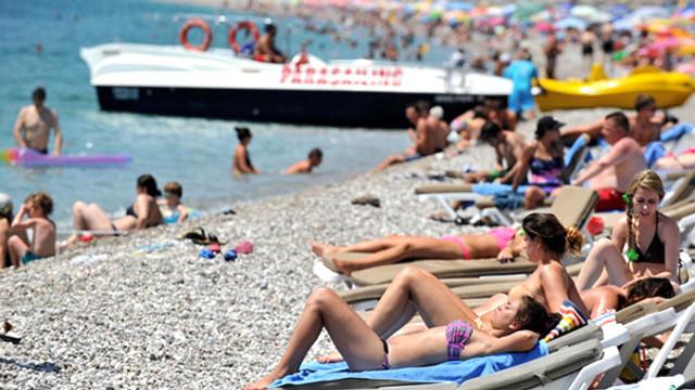Ekonomiye turizm dopingi; %22 arttı!